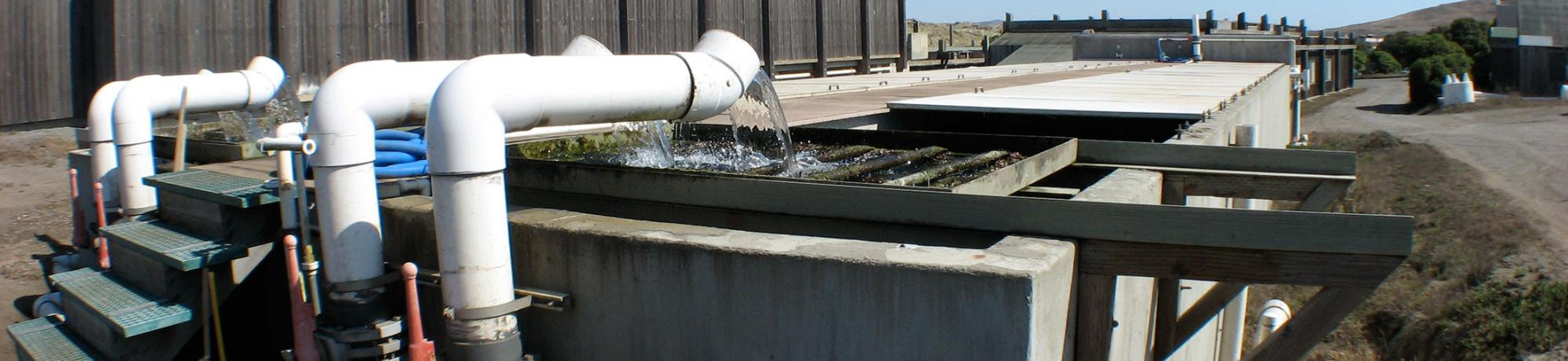 Seawater clarifier, the heart of BML's seawater system